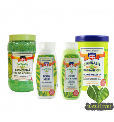 Kit Relax de Palacio Herbal Therapy