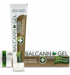 Balcann Gel de Roble